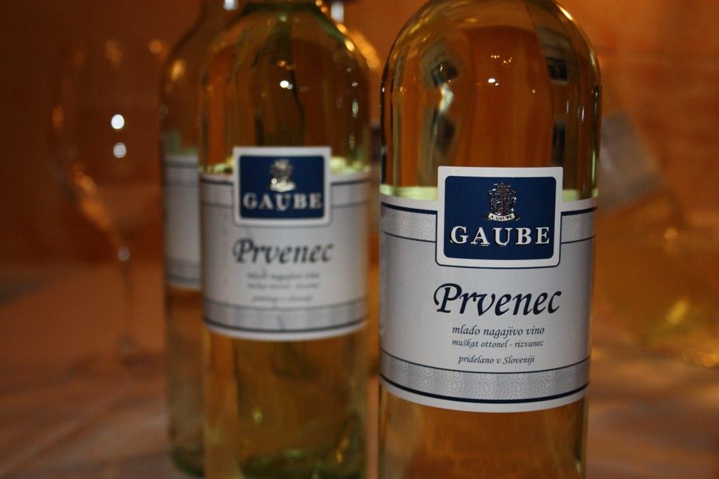 Gaube - Prvenec