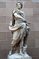 Julius Ceasar (Paguma / Darren) Tags: vacation paris france europe louvre juliusceasar tamronspaf1750mmf28xrdiiildasphericalif nicolascoustou