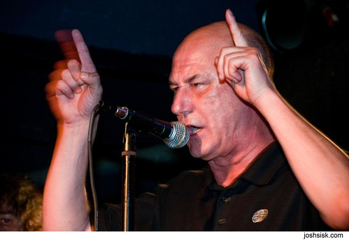 Steve Ignorant / Crass Songs @ Sonar