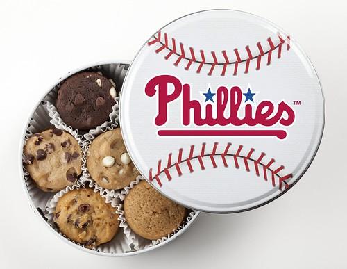 PhilliesMiniBaseballTin