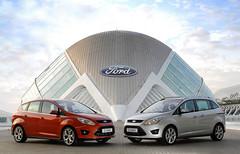 Ford C-MAX Hybrid и C-MAX Energi