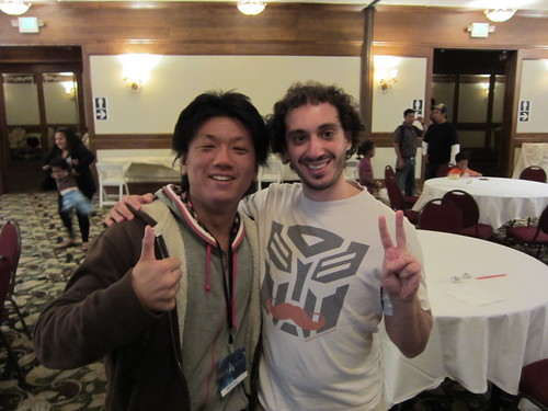 Satoshi and Mike Z