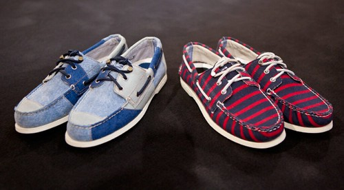 crazy boat shoes