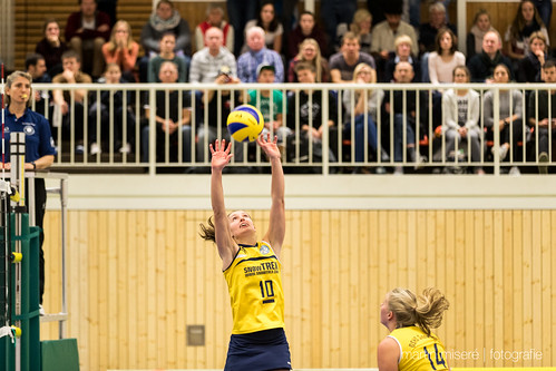 "3. Heimspiel vs. Volleyball-Team Hamburg • <a style=""font-size:0.8em;"" href=""http://www.flickr.com/photos/88608964@N07/32003261493/"" target=""_blank"">View on Flickr</a>"