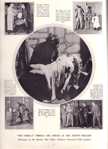 THEATRE MAGAZINE July 1925