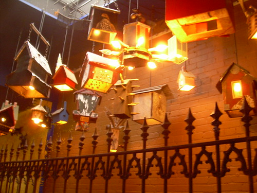 Birdhaus lights