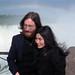 John & Yoko visit Niagara Falls, Canada, 4 June 1969