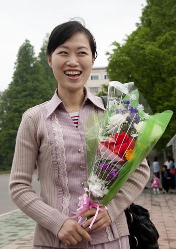 north korea is best korea. The est job in North Korea: