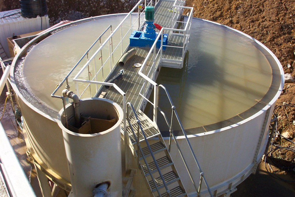 CDE AquaCycle A400 Thickener