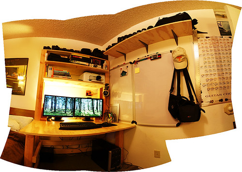 My Workspace Panorama