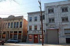 vacant buildings in OTR (by: Cincinnati Soapbox)