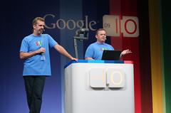 Lars and Jens Rasmussen