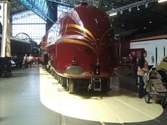 DUCHESS OF HAMILTON (CARLOS62) Tags: may railway steam locomotive streamlined 2009 nrm yoek duchessofhamilton sirwilliamstanier