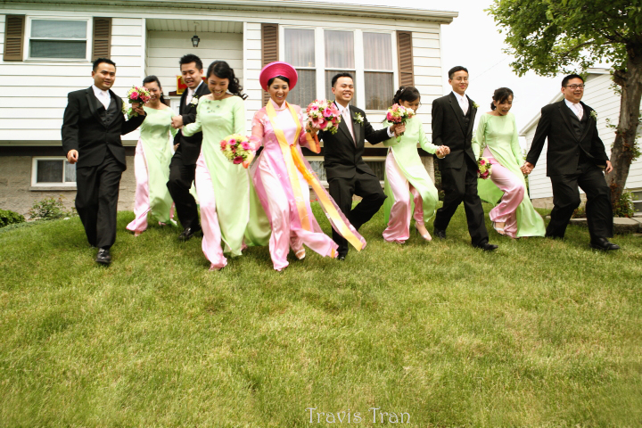 Hang & Thanh's Wedding