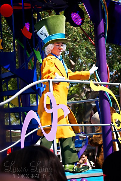 Celebrate: A Street Party Mad Hatter
