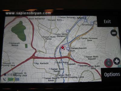 Nokia N97 GPS Map