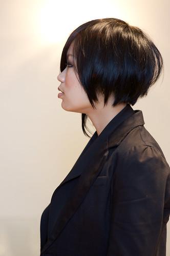 【女生髮型】視覺的不規則輪廓