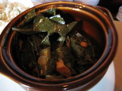 dba barbeque - braised collard greens