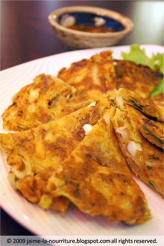 Daidomon - Korean Pancake