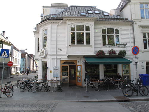 Cafe Opera, Bergen