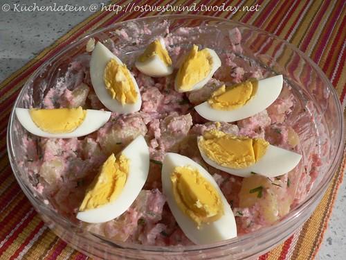 Kartoffelsalat mit Salatsoße No. 4