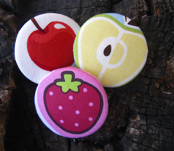 fruits badges