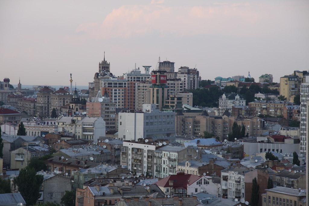 Kiev cityscape
