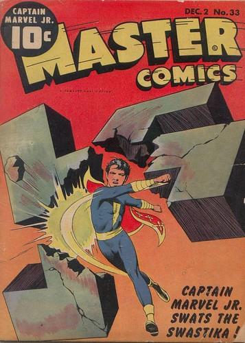 (1943) master comics 33