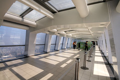 World Financial Center skywalk 97