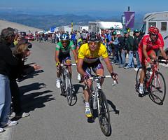 Cadel & Contador - Dauphiné