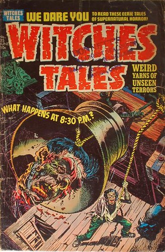 witches tales 25