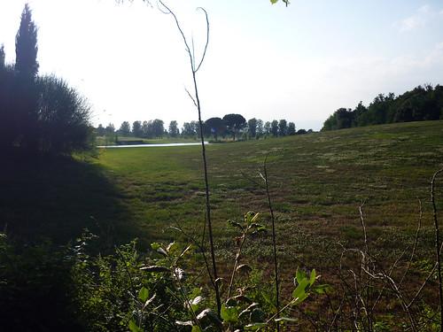 cascine di Tavola_il campo da golf