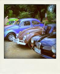 Picture-073-pola (hannahreyes) Tags: car vw volkswagen polaroid philippines hannah beetle combi reyes ghia karman fastback brazilia vwcp