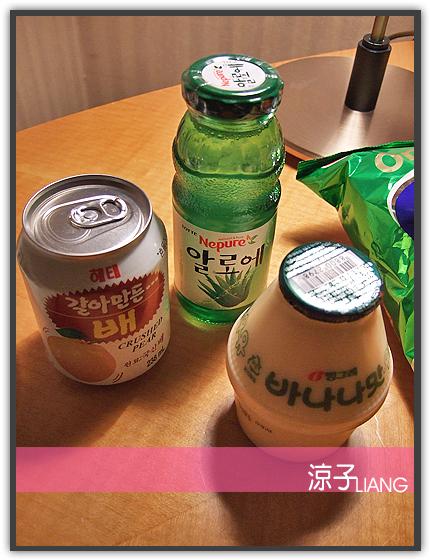 韓國零食冰品飲料02