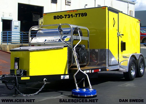 Industrial Cleaning Equipment and Supply. Contact  Dan Swede 800-731-7789 sales@ices.net www.ices (1241)