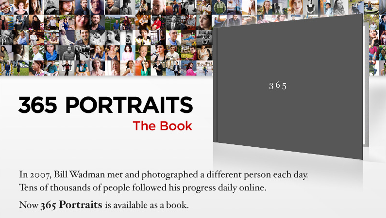 365 Portraits The Book