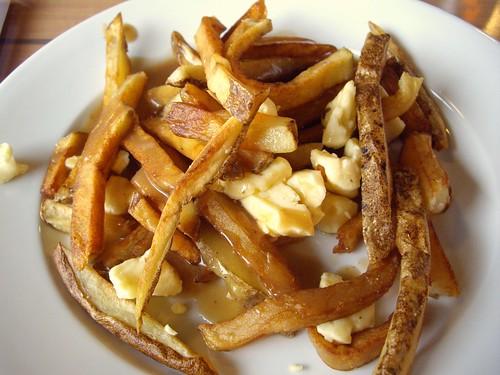 Poutine @ Hills Market Canada Day Dinner