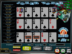 online casino reviewer joker poker