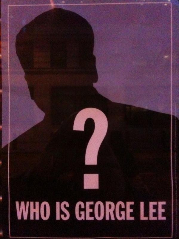 Who is George Lee?