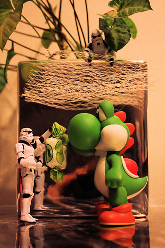 (A second attempt at) Taming a Yoshi