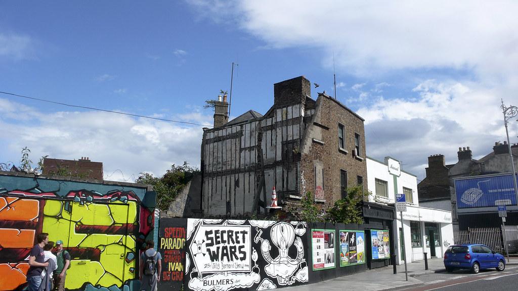 Portobello Area - Dublin