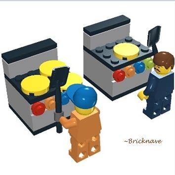 LDD Pancake Cook-Off by Bricknave