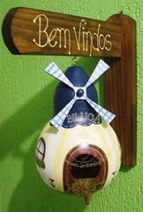 CASINHA DE PASSARINHO (BILUCA ATELIER) Tags: signs gourds cow bee ladybugs plaquinha joaninha vaquinha calabazas abelhinha cabaas pinturacountry pinturaemmadeira porongos casinhadepassarinho housebirds portavassouras pinturaemcabaas puxasacos batentedeporta batentedetomada