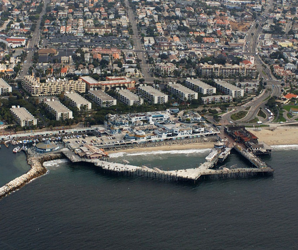Redondo Pier, California, USA