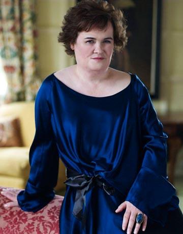 Thumb Susan Boyle con un look más sexy