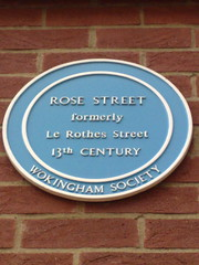 Photo of Blue plaque number 1737