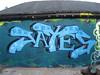 JATES (Brighton Rocks) Tags: graffiti brighton level the jates jate jater