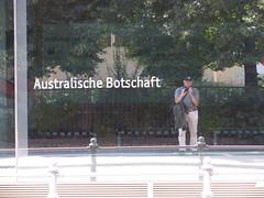 Selbstportrait (Seesturm) Tags: berlin 2009 siegessäule seesturm