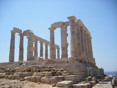 templo poseidon - cabo sunion - grecia - IMGP6187