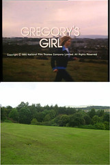 Opening titles. (Dave S Campbell) Tags: gregorys girl cumbernauld scottish film location then now bill forsyth setjetting set jetting